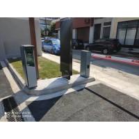 Σύστημα πάρκινγκ για χώρους χωρίς χρέωση