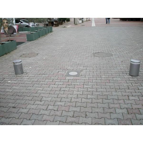 Σύστημα Ελέγχου Πρόσβασης σε Πεζοδρόμους Λύσεις για Δήμους