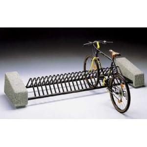 """Ποδηλατοστασια - Ποδηλατοστάσιο """"C"""" Τσιμεντένια Ποδηλατοστάσια"""