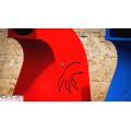Καδοι Απορριματων - MAURO THE DINOSAURO Μεταλλικοί Κάδοι