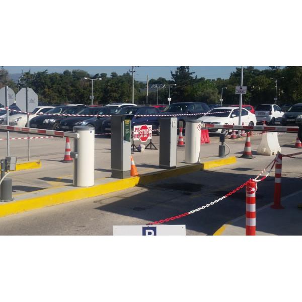 Σύστημα Διαχείρισης Χώρου Στάθμευσης/Παρκινγκ - αenαon Σύστημα πάρκινγκ για χώρους με χρέωση